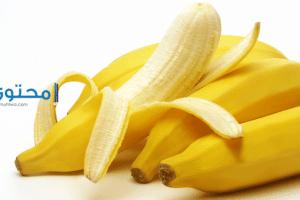 تفسير رؤية الموز واكله فى المنام بالتفصيل