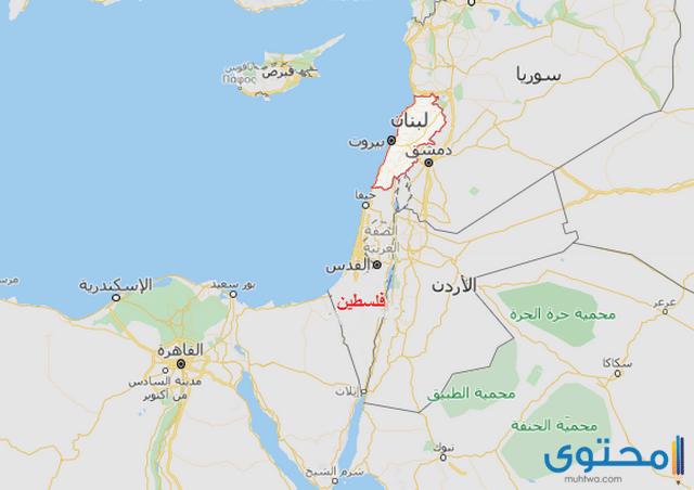 """المفاوضات """"اللقيطة"""" ولبنان بشأن الحدود 2-16.png"""