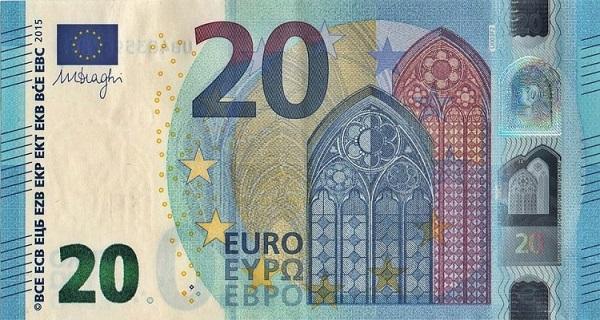 20 يورو