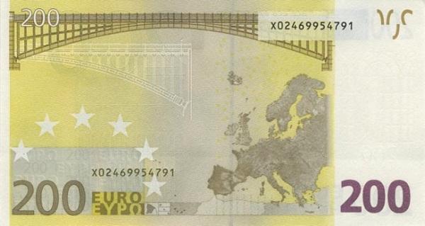 200 يورو