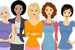 أمثال وعبر عن المرأة جديدة