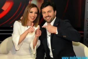 صور وفاء الكيلانى وزوجها تيم حسن