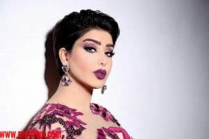 صور الفنانة الكويتية هنادى الكردى