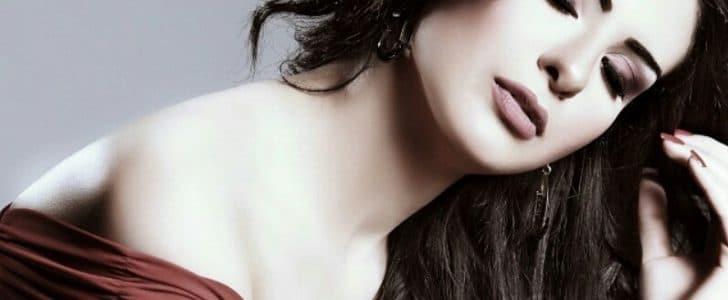 أحدث صور الممثلة المصرية نهلة زكى
