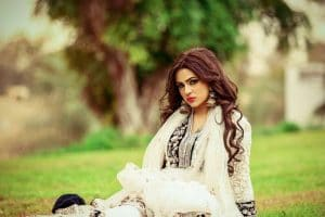 أحدث صور الممثلة السورية نيفين ماضى