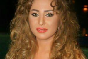 أحدث صور الممثلة المصرية رحاب الجمل 2018