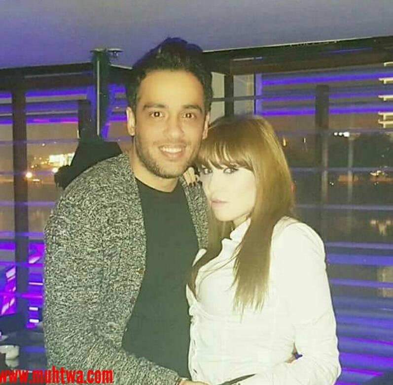 صور رامى جمال وزوجته
