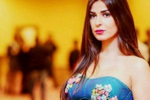 أحدث صور الممثلة رانيا منصور 2018