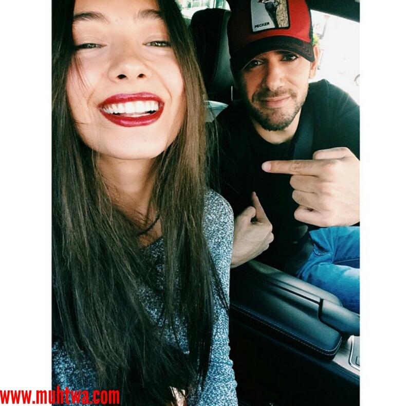 صور قادير أوغلو وزوجته