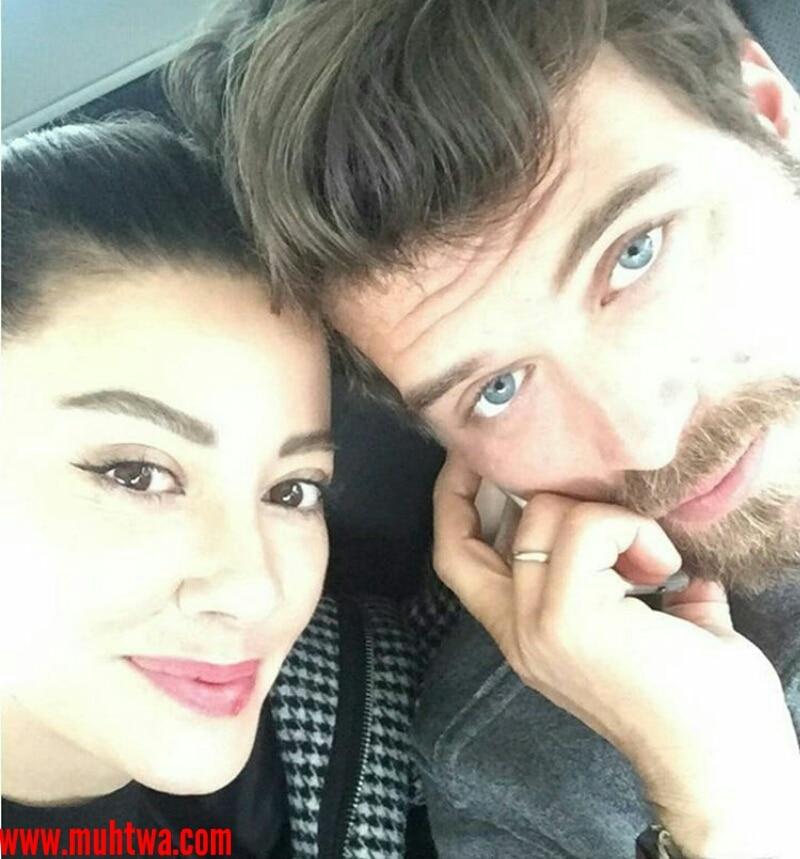 صور كيفانش تاتليتوغ وزوجته