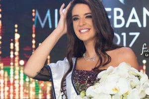 أجمل صور ملكة جمال لبنان 2017