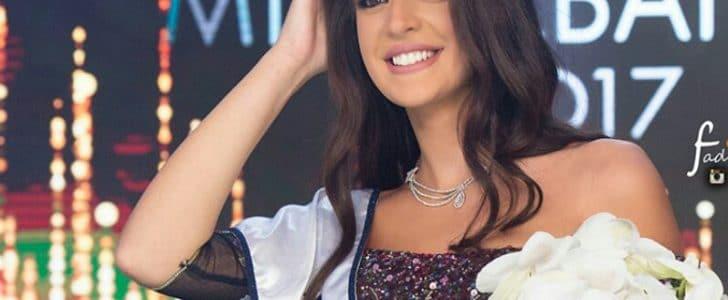 أجمل صور ملكة جمال لبنان 2019