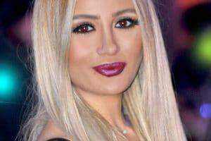 صور الممثلة السورية مرام على