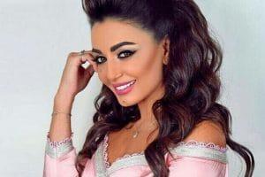 صور الممثلة السورية ديما الجندى