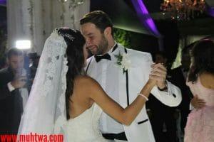 صور حفل زفاف تامر شلتوت وزوجته يارا