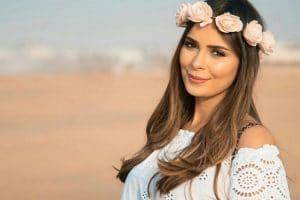 أحدث صور الممثلة المغربية صفاء حبيركو