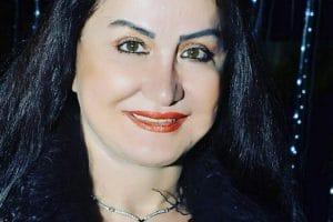 صور الفنانة وفاء سالم 2018