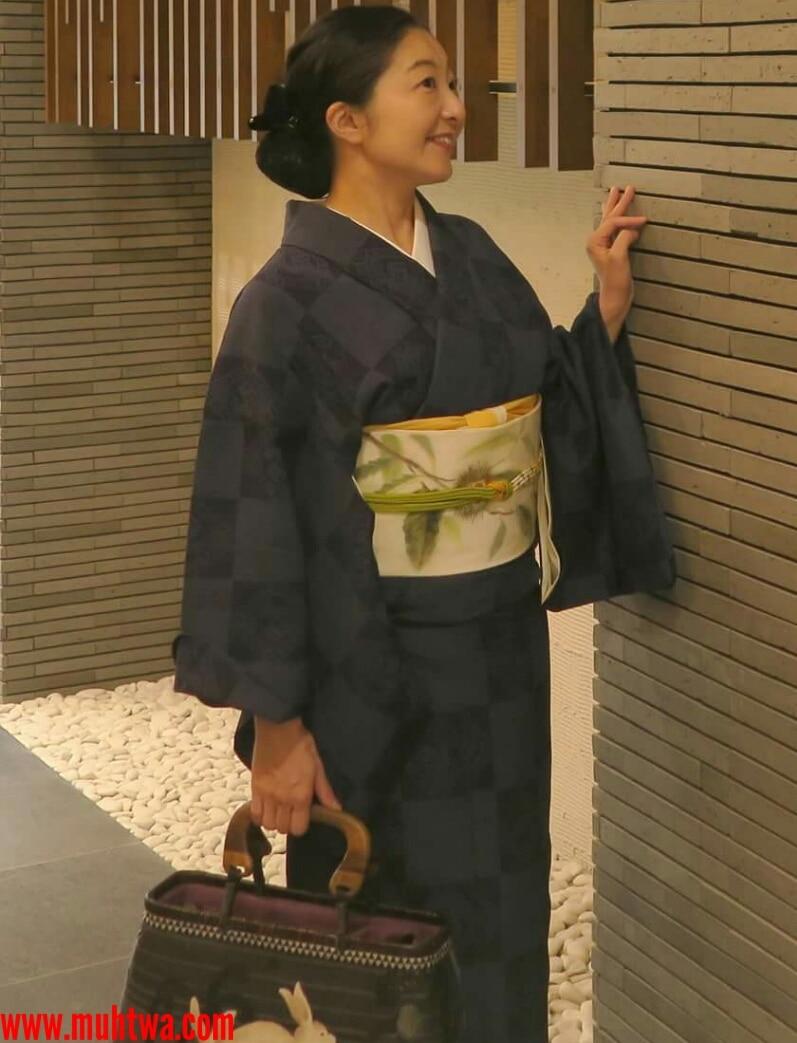 ملابس يابانية