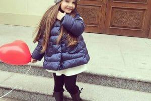 صور ملابس اطفال شتوية