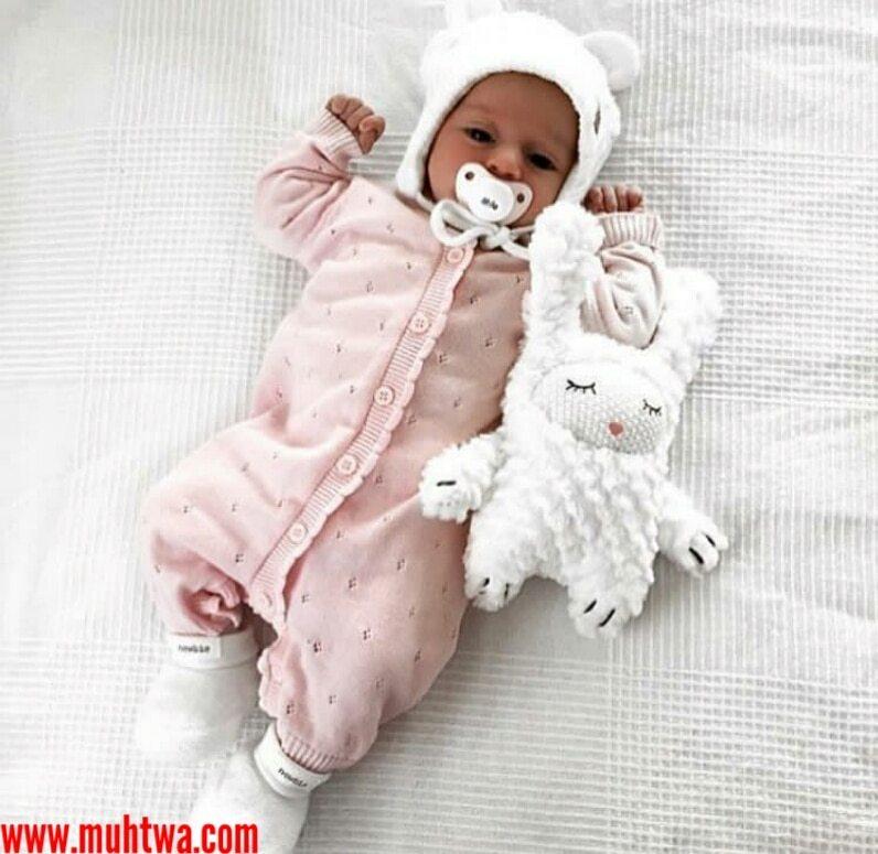 صور ملابس شتوية للمواليد - موقع محتوى