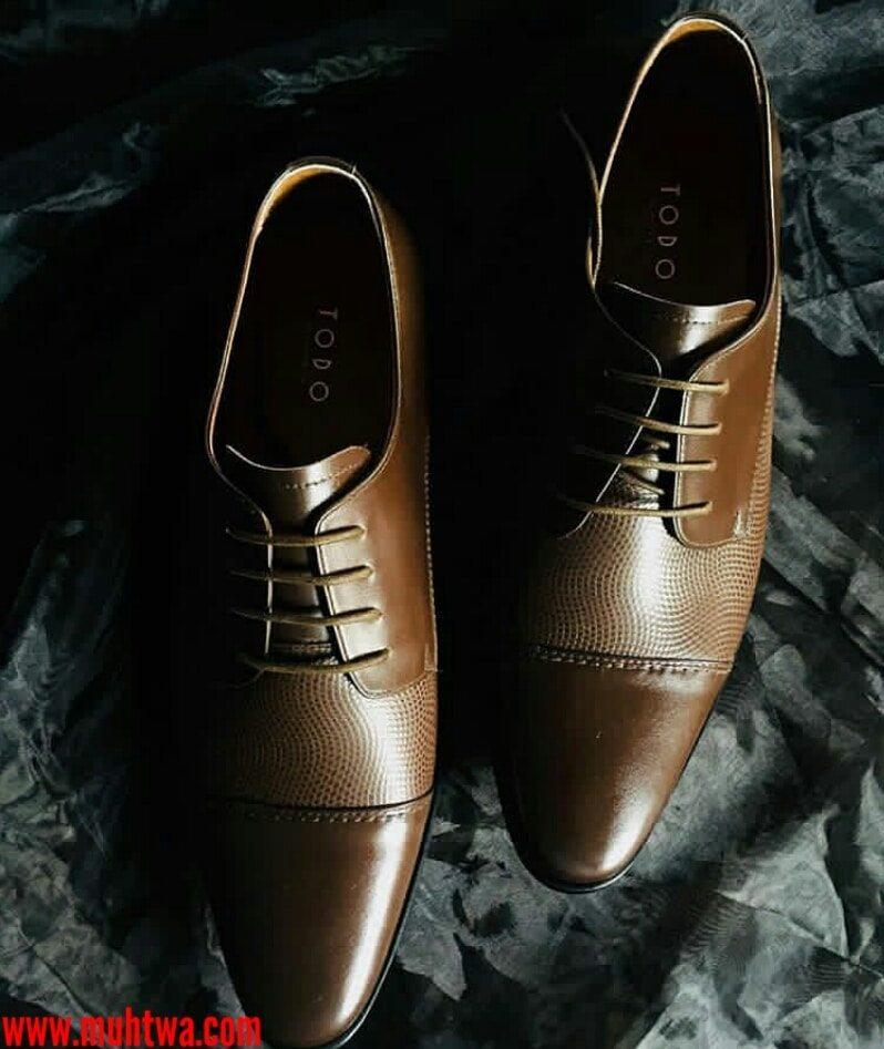 احذية رجالى جلد