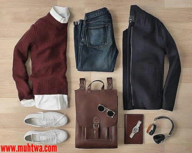 أشكال استايلات ملابس للشباب