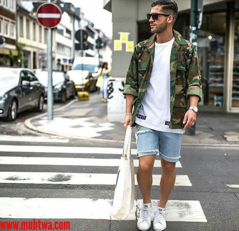 abfbfd6697030 أحدث ملابس الصيف للشباب 2019 - موقع محتوى