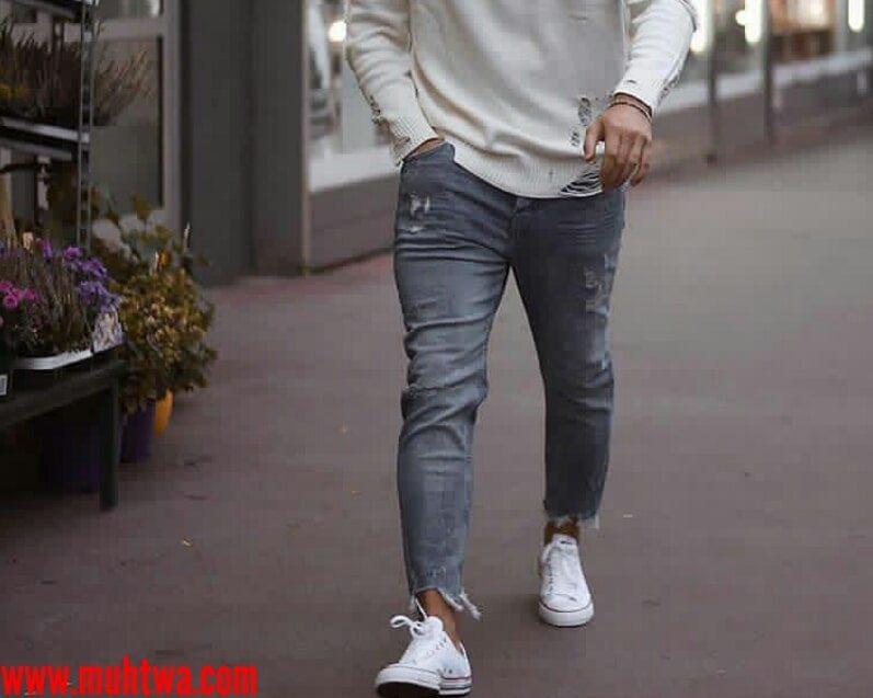 بناطيل جينز رجالى