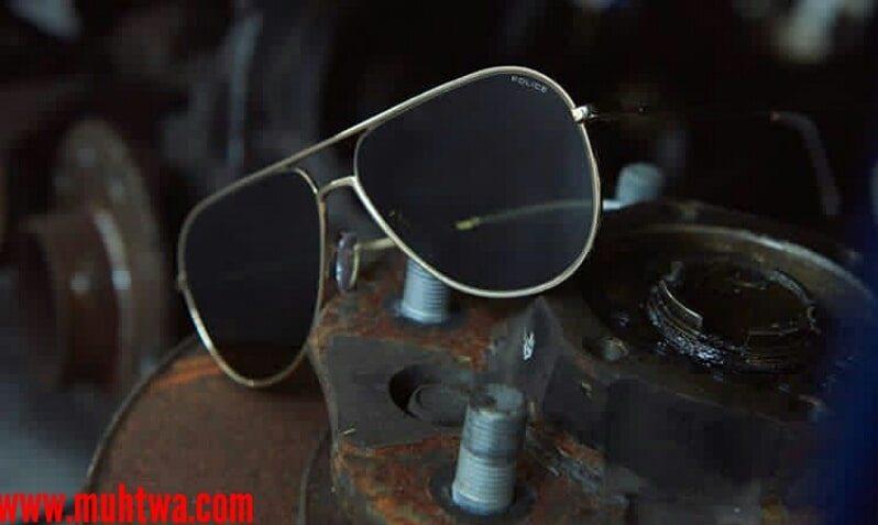 نظارات بوليس رجالى