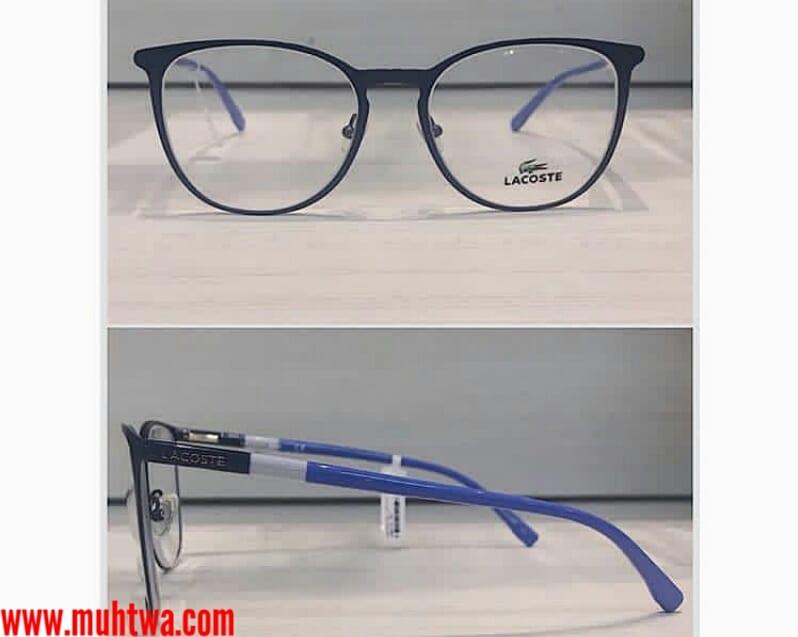 نظارات طبية لاكوست