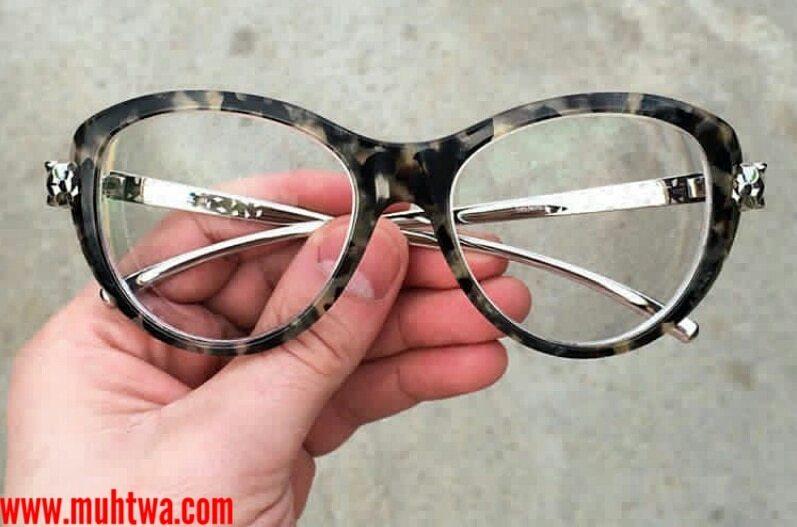abcbe9c60 أشكال واستايلات نظارات طبية 2019 - موقع محتوى