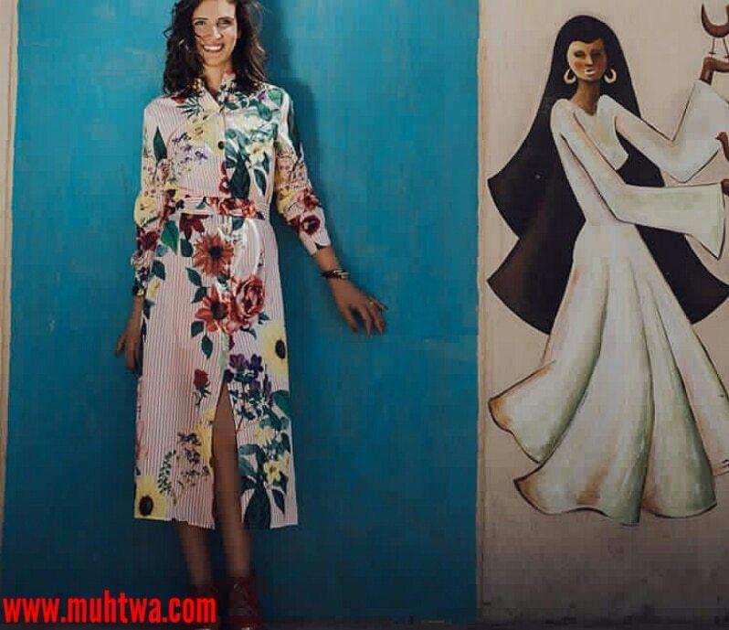 أزياء موديلات مصرية 2019