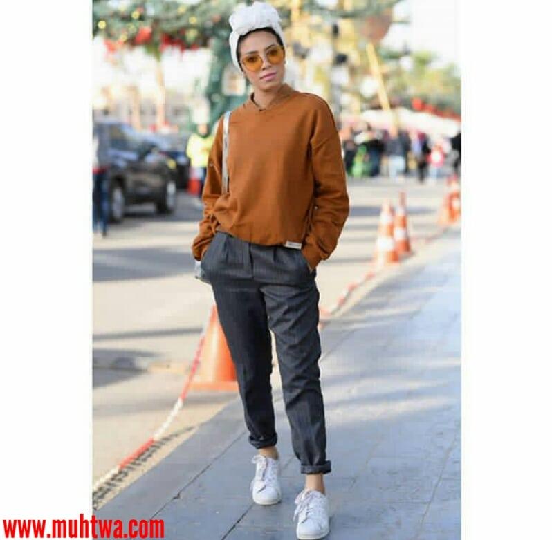 15b7d3380ac54 ملابس محجبات ستايل حديثة - موقع محتوى
