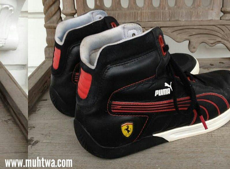 أحذية بوما