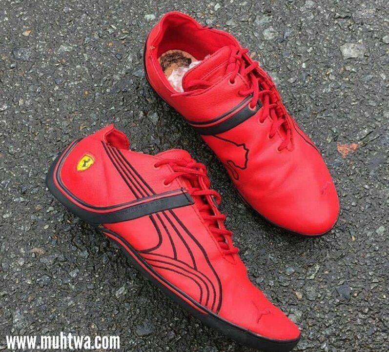 أحذية بوما فيرارى