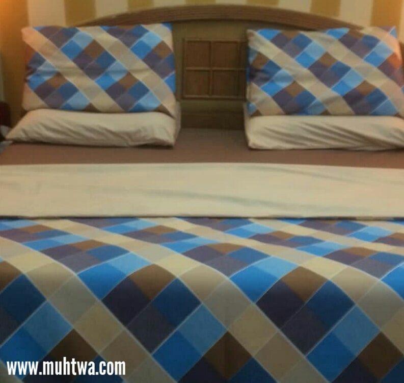 ملايات سرير