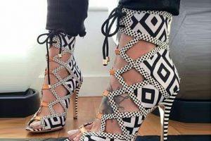 أحذية بنات جديدة 2018