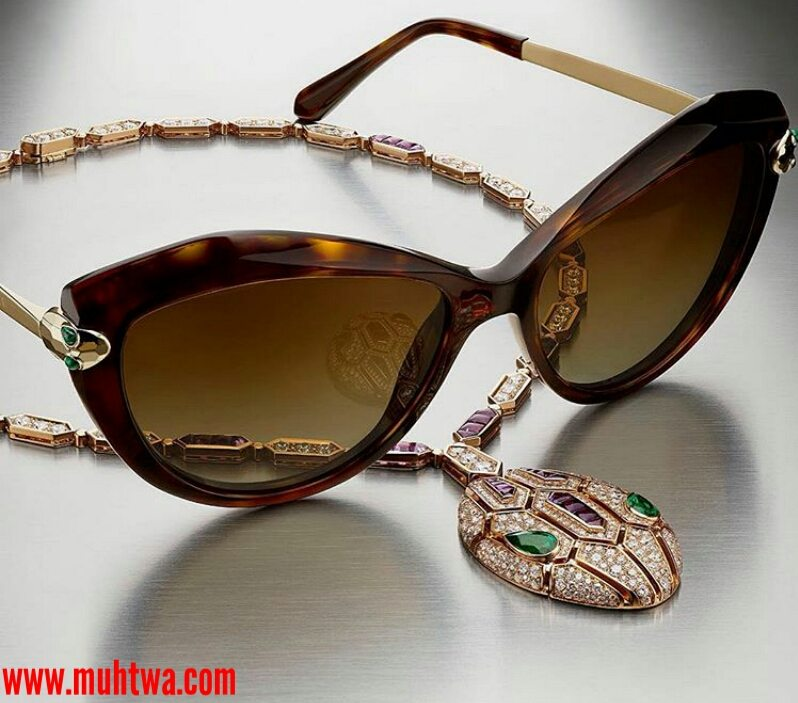 d72756c2c نظارات بولغاري 2019 - موقع محتوى
