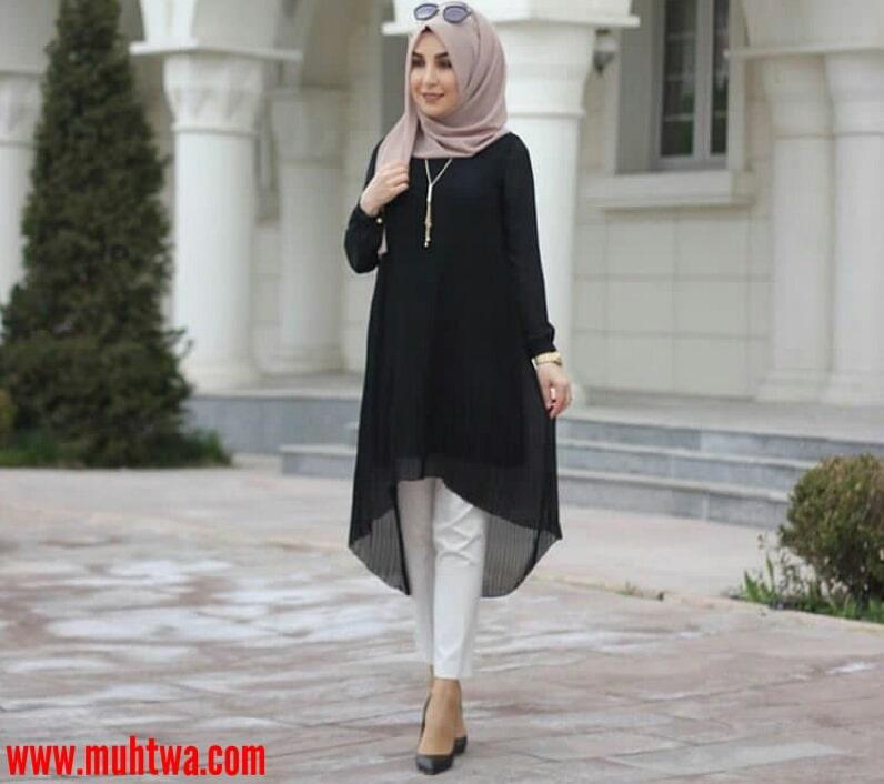 ef8b5feb4 ملابس محجبات تركية 2019/1441 - موقع محتوى