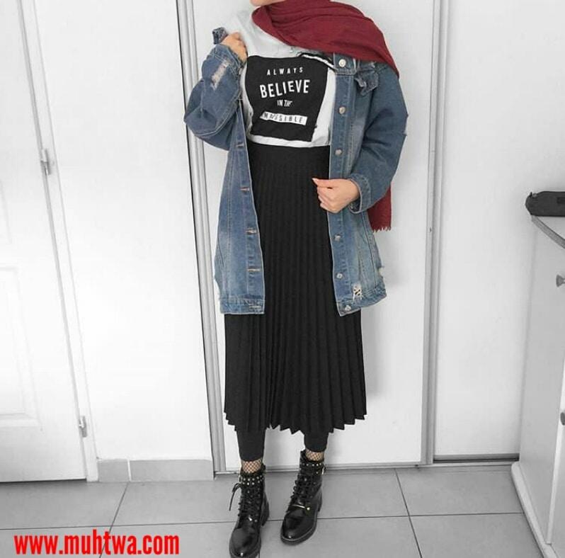 أزياء محجبات