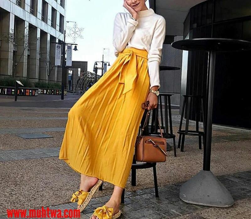 8537b9273 ملابس محجبات 2019 صيف - موقع محتوى