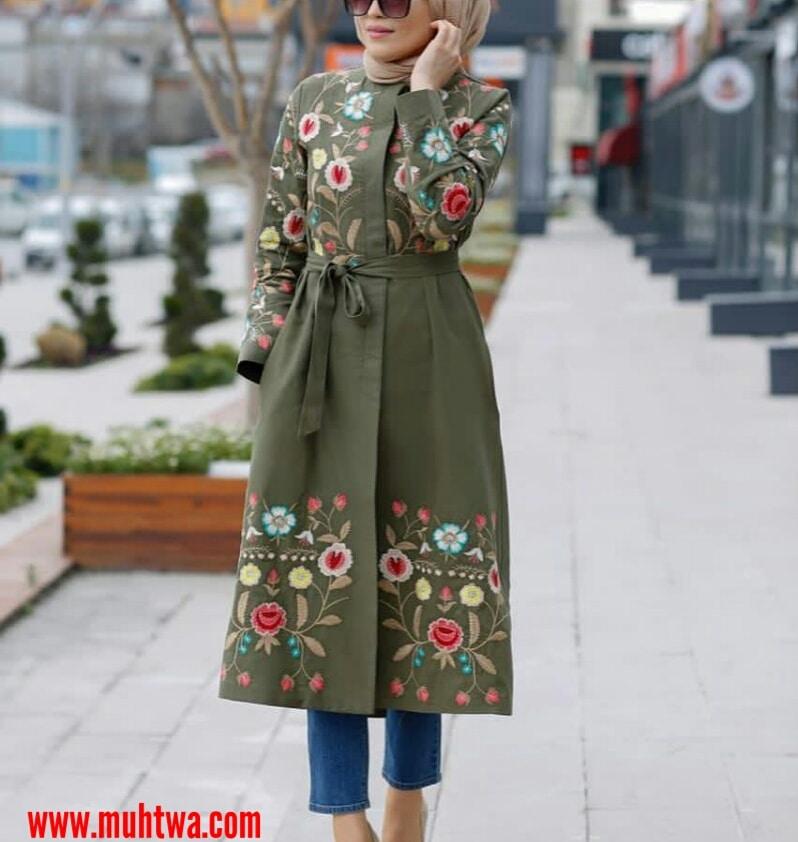صور لبس محجبات كاجوال شيك - موقع محتوى