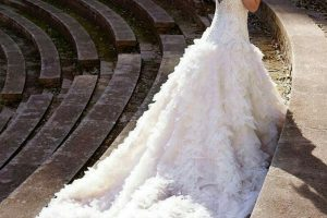 فساتين زفاف 2018 انستقرام