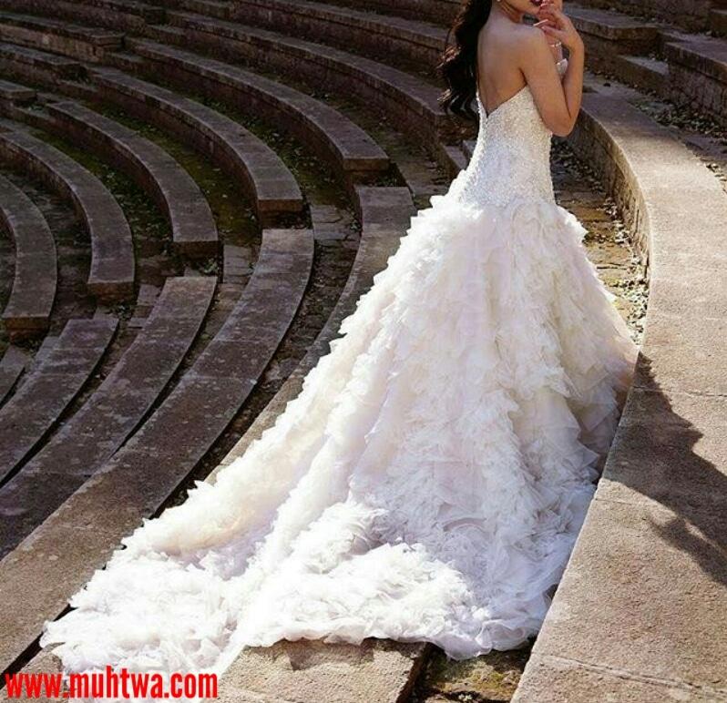20647371361e8 فساتين زفاف 2019 انستقرام - موقع محتوى