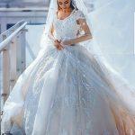 احدث موديلات فساتين الزفاف
