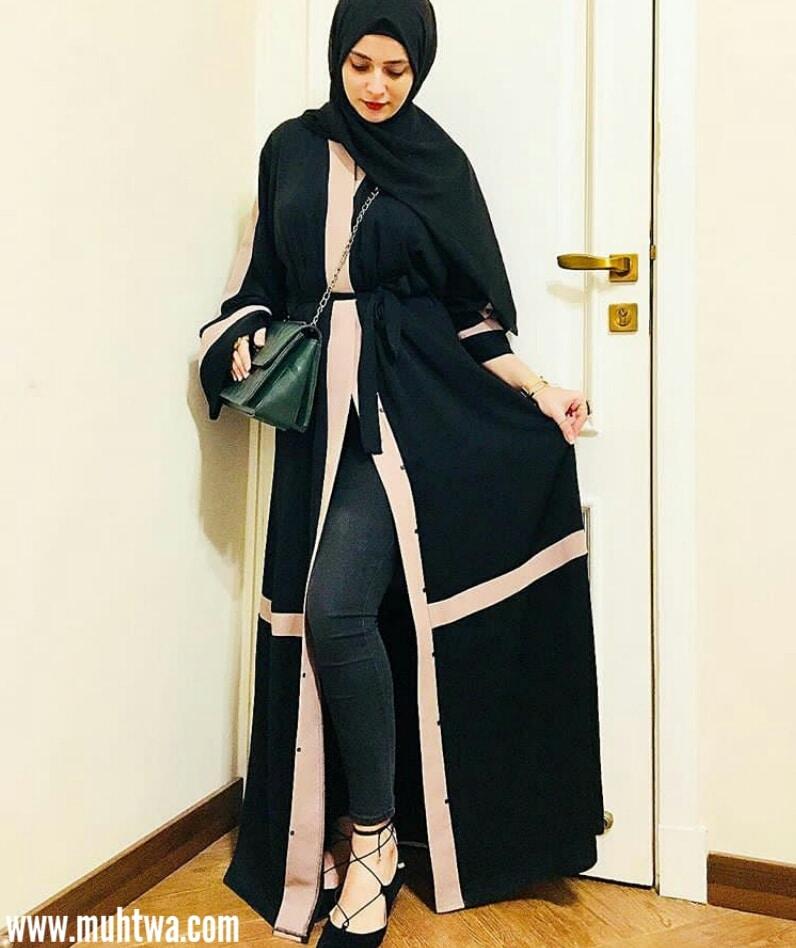 894dca6a0ade9 اشكال عبايات اماراتية 2019 - موقع محتوى