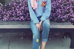 ملابس العيد للمحجبات 2018