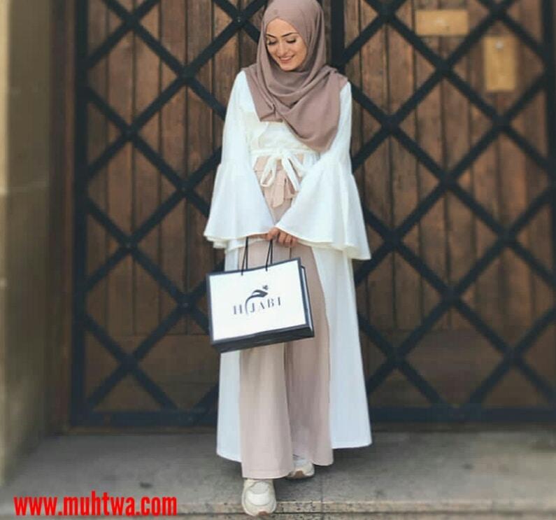 6f62957a7fbd5 ازياء رمضان 2019 ملابس رمضان للبنات - موقع محتوى