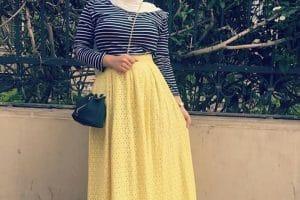 ملابس محجبات كاجوال 2019