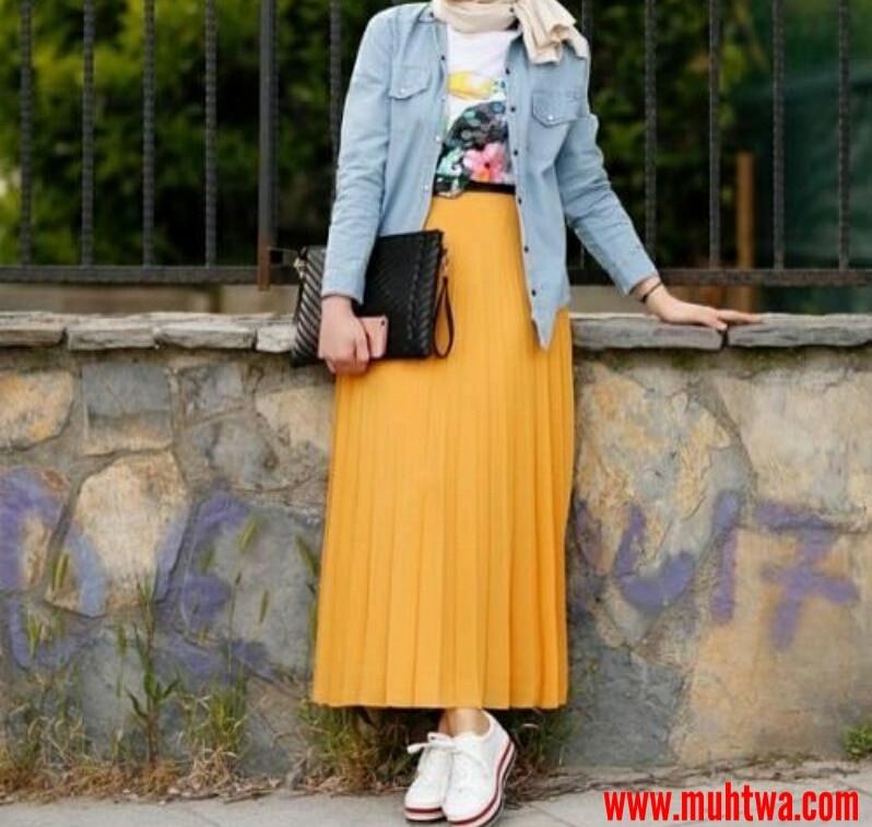 ملابس محجبات كاجوال 2019/2020ملابس متنوعة 2018-06-06_17.32.00